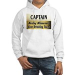 Akeley Beer Drinking Team Hooded Sweatshirt