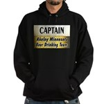 Akeley Beer Drinking Team Hoodie (dark)