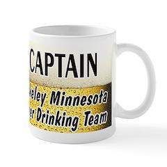 Akeley Beer Drinking Team Mug