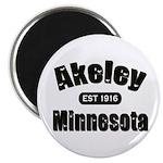 Akeley Established 1916 2.25