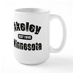 Akeley Established 1916 Large Mug