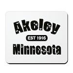 Akeley Established 1916 Mousepad