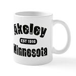 Akeley Established 1916 Mug