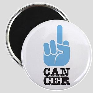 Flip Off Cancer Magnet