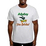 Akeley 'You Betcha' Loon Light T-Shirt
