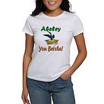 Akeley 'You Betcha' Loon Women's T-Shirt