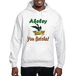 Akeley 'You Betcha' Loon Hooded Sweatshirt
