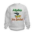 Akeley 'You Betcha' Loon Kids Sweatshirt