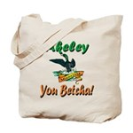 Akeley 'You Betcha' Loon Tote Bag