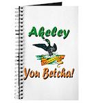 Akeley 'You Betcha' Loon Journal