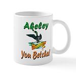 Akeley 'You Betcha' Loon Mug