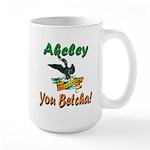 Akeley 'You Betcha' Loon Large Mug