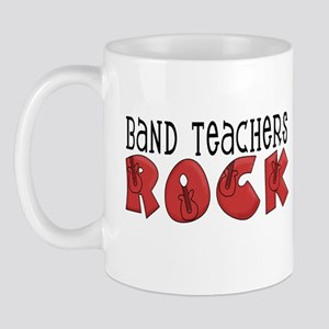 Band Teachers Rock Mug