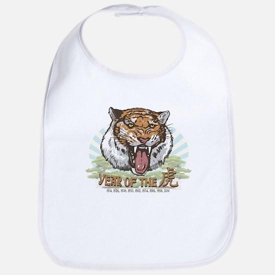 Year of the Tiger Bib