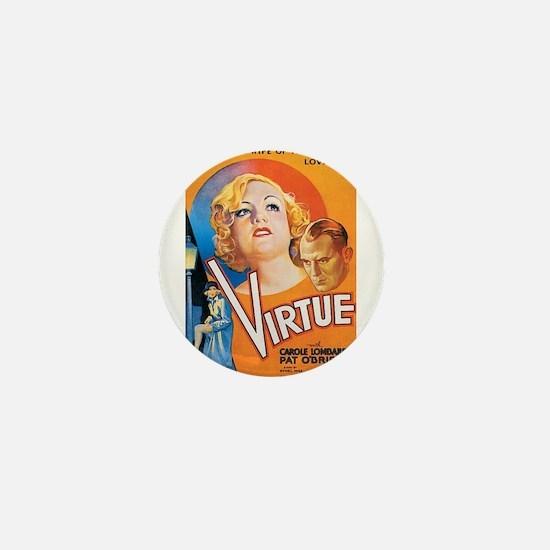 Virtue Mini Button