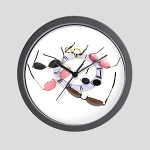 Time for a new view Wall Clock