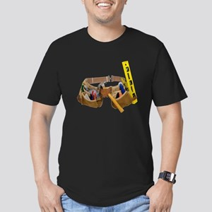 Tool belt Men's Fitted T-Shirt (dark)