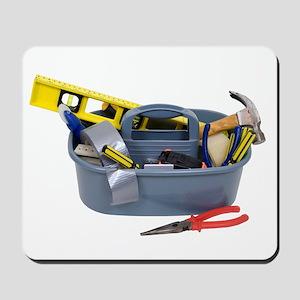 Tool box Mousepad