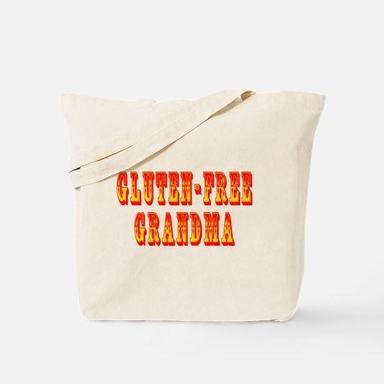 Gluten-Free Grandma Tote Bag