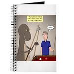 T-Rex Playing Pool Journal