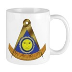 Symbol of the Past Master Mug