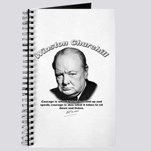 Winston Churchill 01 Journal