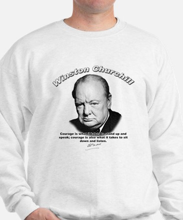 Winston Churchill 01 Sweatshirt