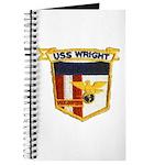 USS WRIGHT Journal
