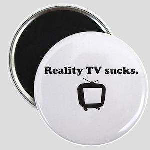 Reality TV Sucks Magnet