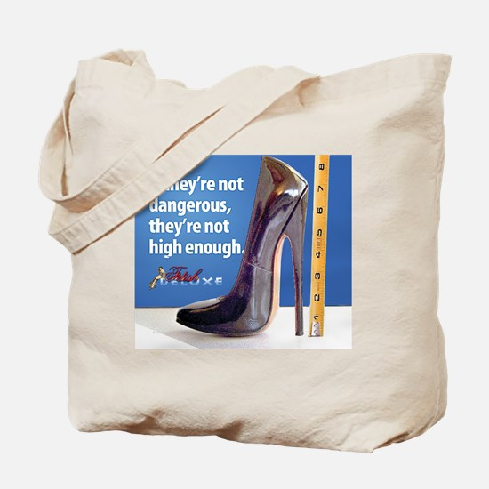 Heel Fetish Tote Bag