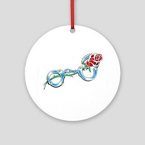 You're Mine Ornament (Round)