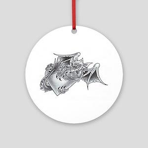 Lil' Dragon Ornament (Round)