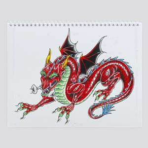 Tattoo Designs Wall Calender