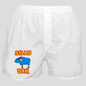 Silly Yak Celiac Boxer Shorts