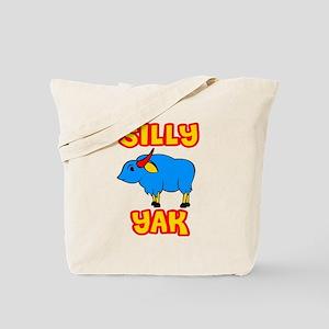 Silly Yak Celiac Tote Bag