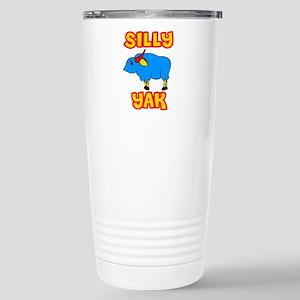 Silly Yak Celiac Stainless Steel Travel Mug