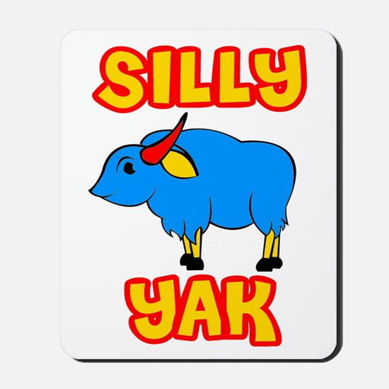 Silly Yak Celiac Mousepad