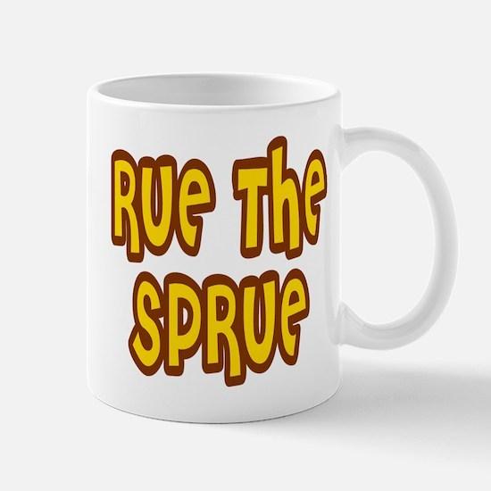 Rue The Sprue Mug