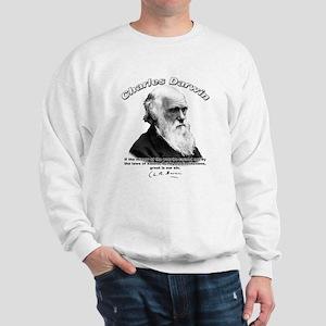 Charles Darwin 02 Sweatshirt