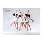 Alchemy Dance Company Large Poster