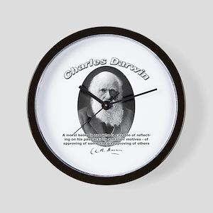 Charles Darwin 05 Wall Clock