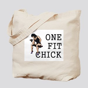 One Fit Chick Tote Bag