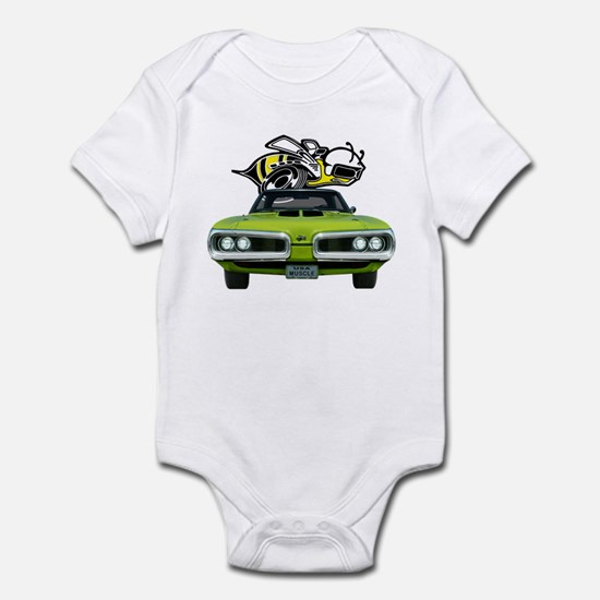 70 Super Bee Infant Bodysuit