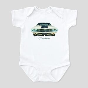 Challenger Infant Bodysuit