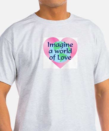 Imagine A World T-Shirt