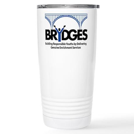 BRYDGES Stainless Steel Travel Mug