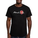 F-100 Men's Fitted T-Shirt (dark)