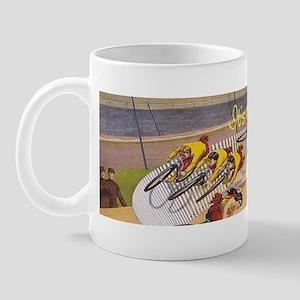 Cycling Yellow Jersey Mug