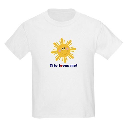 Philippine Sun T-Shirt-Tito
