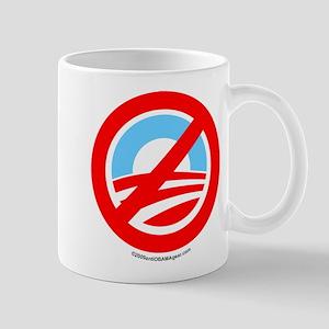 Obama No Mug